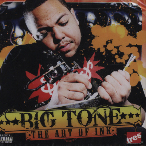 Big Tone - The art of ink