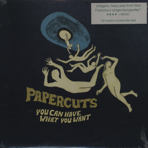 Papercuts - You can have what you want