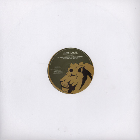 Zion Train - What a situation remixes