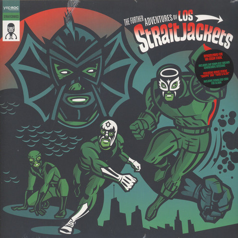 Los Straitjackets - The further adventures of...