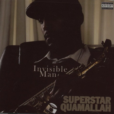 Superstar Quamallah - Invisible Man