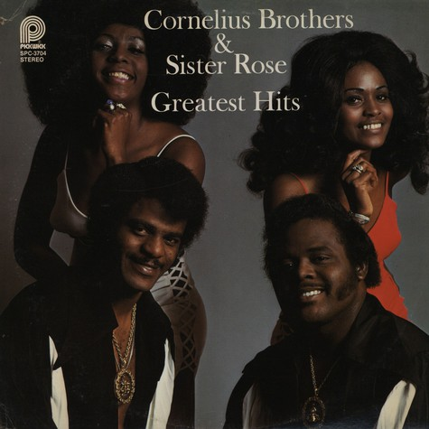 Cornelius Brothers and Sister Rose - Greatest hits