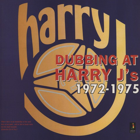 Harry J - Dubbing at Harry J s