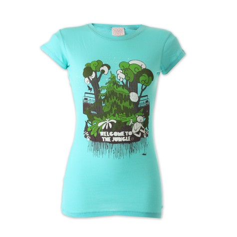 Ubiquity - Welcome to the jungle Women T-Shirt
