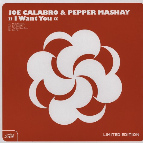 Joe Calabro & Pepper Mashay - I want you