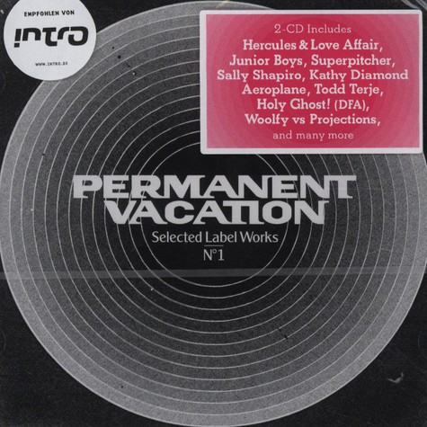 Permananet Vacation - Selected Label Works No 1