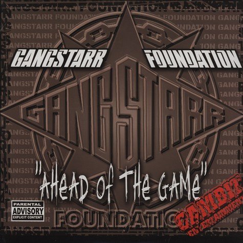 Gang Starr Foundation - Ahead of the game EP