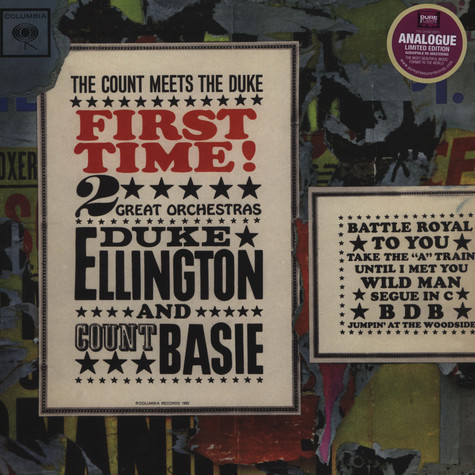 Duke Ellington - First Time The Count Meets …