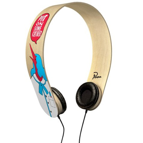 Parra X The Perfect Unison - Limited Edition Headphones