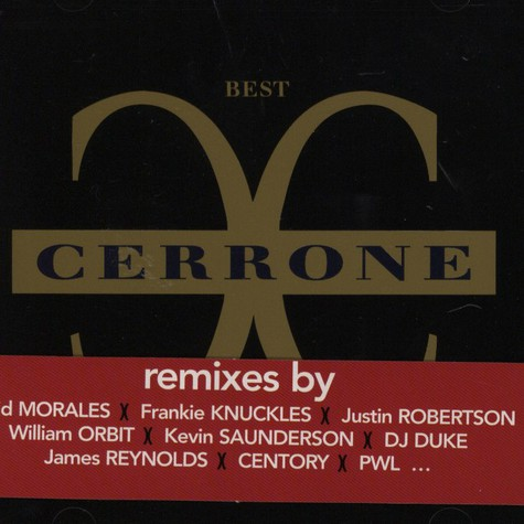 Cerrone - Best of Cerrone
