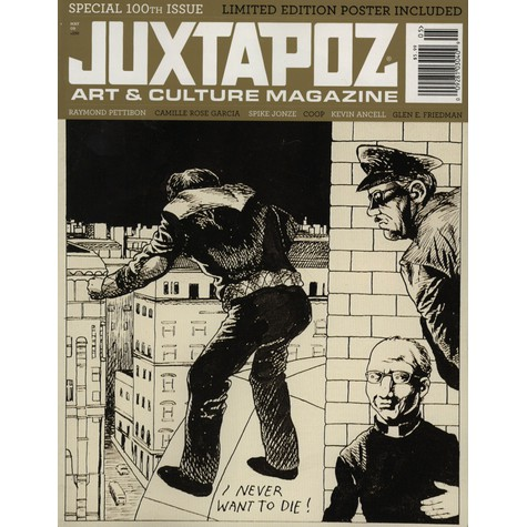 Juxtapoz Magazine - 2009 - 05 - May