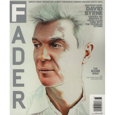 Fader Mag - 2009 - May / June - Issue 61