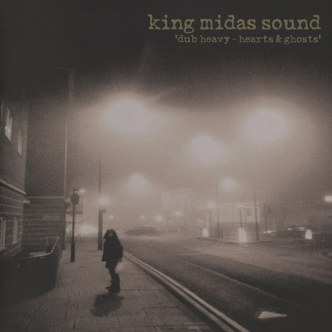 King Midas Sound (The Bug & Roger Robinson) - Dub Heavy - Hearts And Ghosts EP