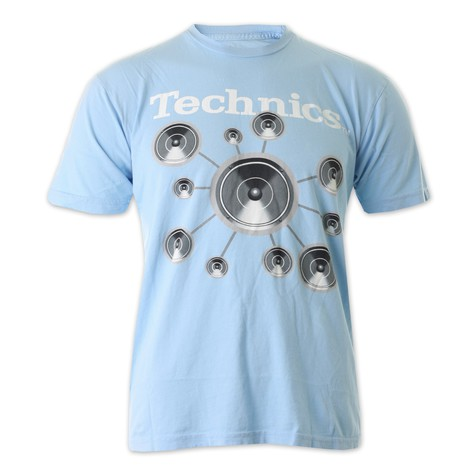 Technics - Speakers T-Shirt
