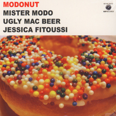 Mister Modo & Ugly Mac Beer - Modonut Volume 1