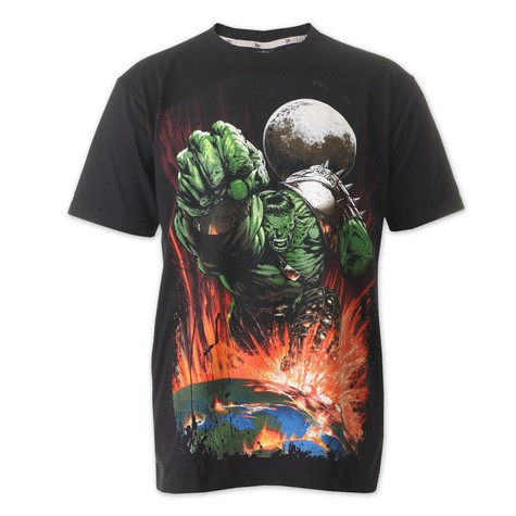 New Era x Marvel - Earth Break Hulk T-Shirt