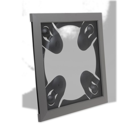 Rock On Wall Frame - Vinyl frame