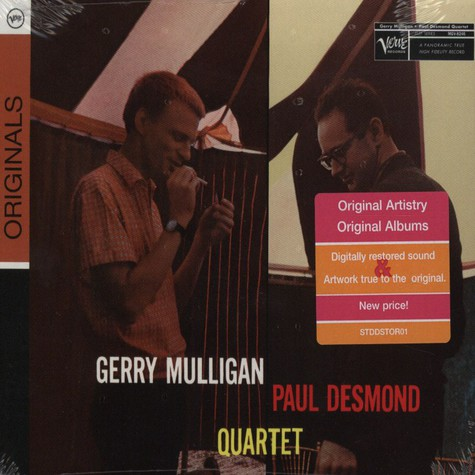 Gerry Mulligan & Paul Desmond - Blues In Time