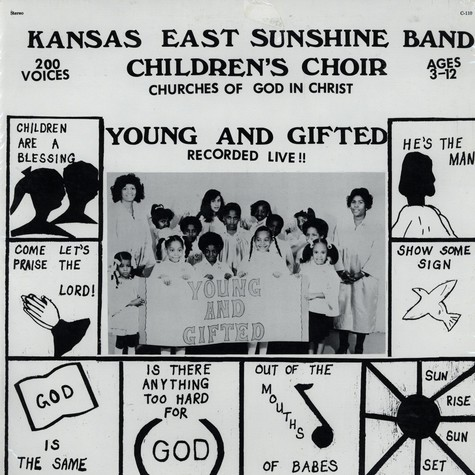 Kansas East Sunshine Band - Young and gifted
