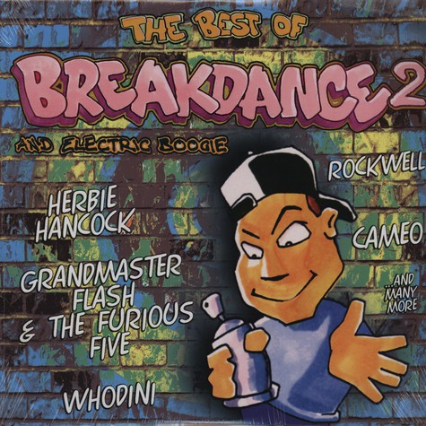 Best Of Breakdance, The - Volume 2