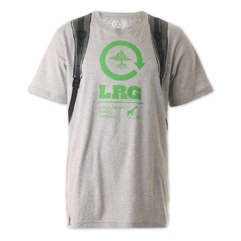 LRG - Camp Pack On My Back T-Shirt