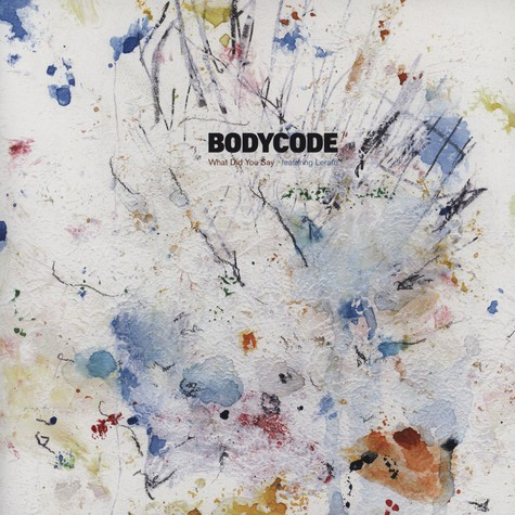 Bodycode - What Did You Say