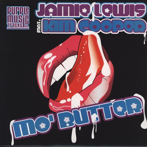 Jamie Lewis  - Mo Butter Feat. Kim Cooper