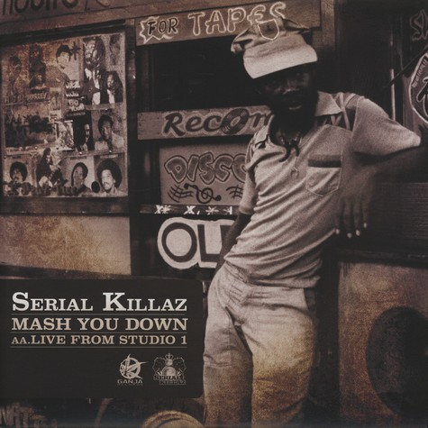 Serial Killaz - Mash you down feat. Cornell Campbell