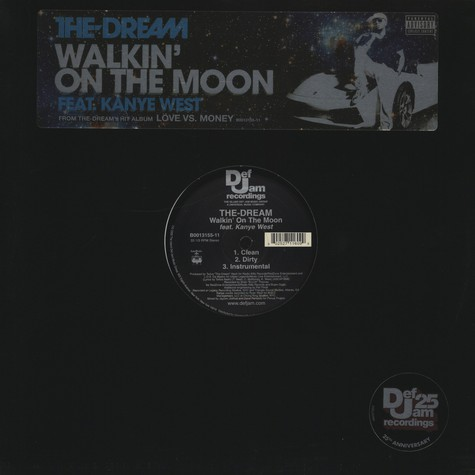 Dream, The - Walking On The Moon feat. Kanye West