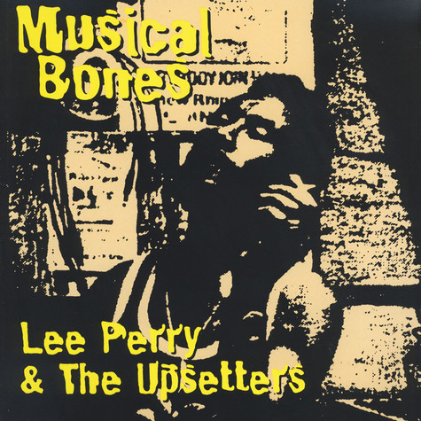 Lee Perry - Musical Bones