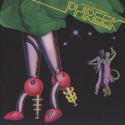 Patrick Adams Presents Phreek - Phreek