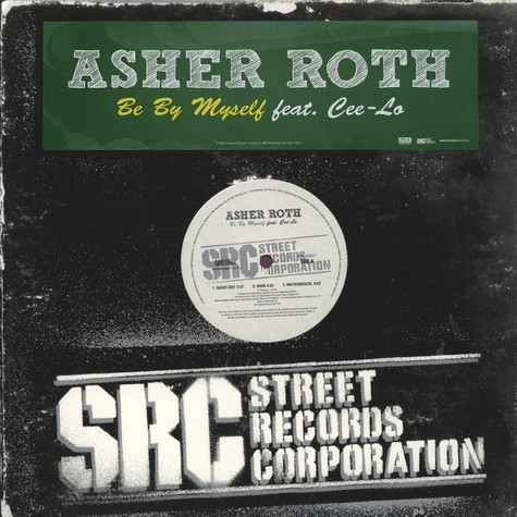 Asher Roth - Be Myself feat. Cee-Lo