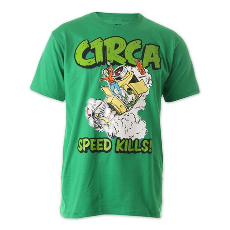 Circa - Speed Skills T-Shirt