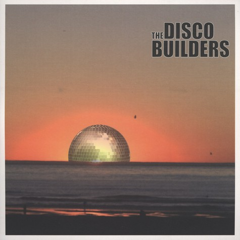 Tal M. Klein Presents The Disco Builders - Don't look back EP
