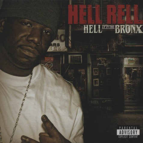 Hell Rell                      - Hell up in the Bronx