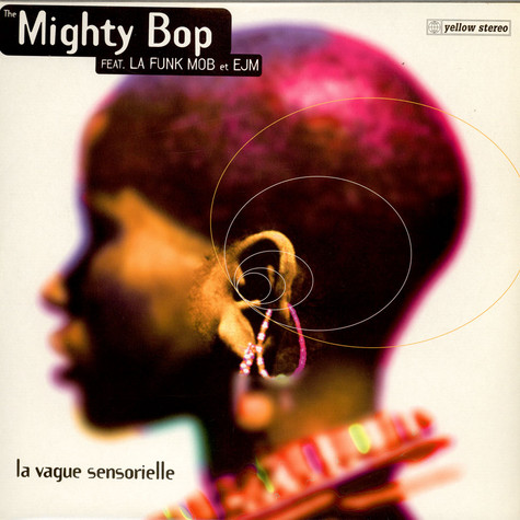 Mighty Bop, The - La Vague Sensorielle