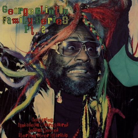 V.A. - George Clinton Family Series Pt. 2