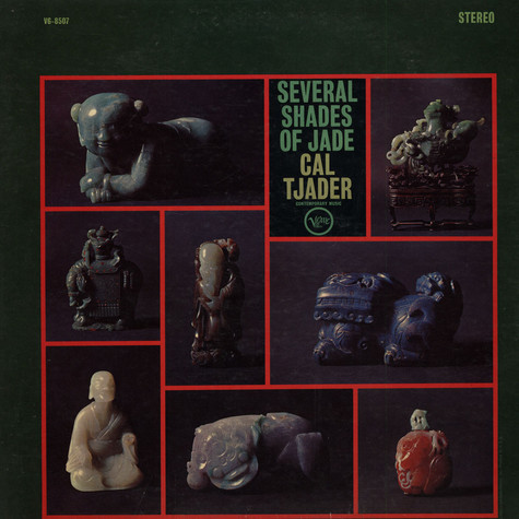 Cal Tjader - Several Shades Of Jade