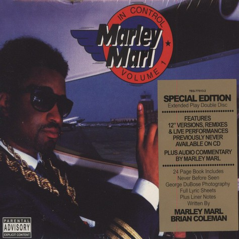 Marley Marl - In Control Volume 1 Special Edition