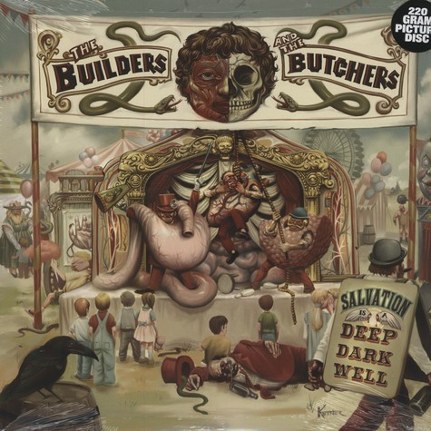Builders and the Butchers, The - Salvation is a Deep Dark Well