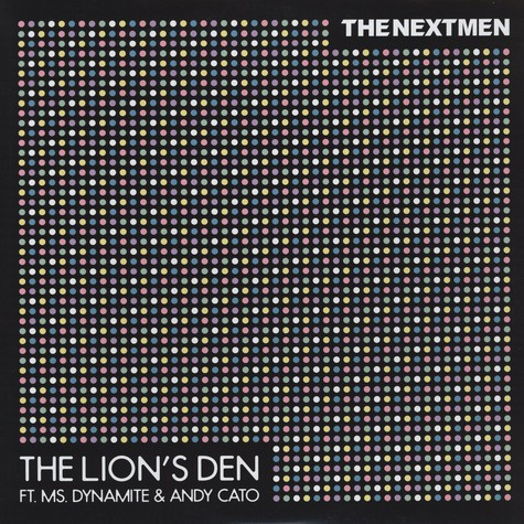Nextmen, The - The Lions Den feat. Ms.Dynamite & Andy Cato