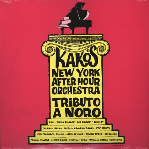 Kako's New York After Hours Orchestra - Tribute To Noro Morales