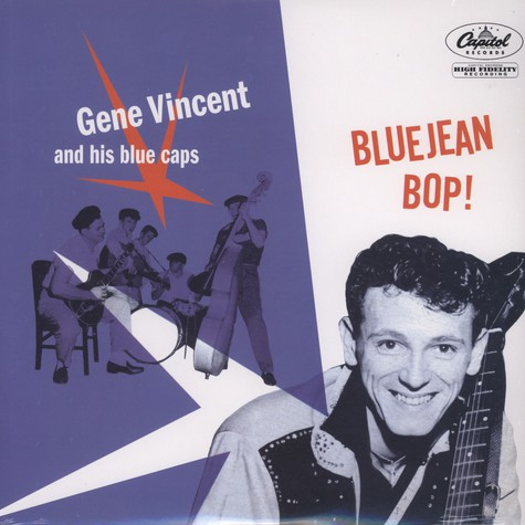 Gene Vincent - A Gene Vincent Record Date With The Bluecaps