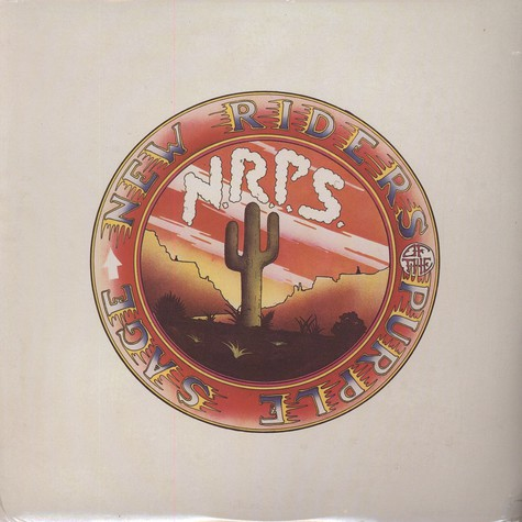 New Riders Of The Purple Sage - N.R.P.S.
