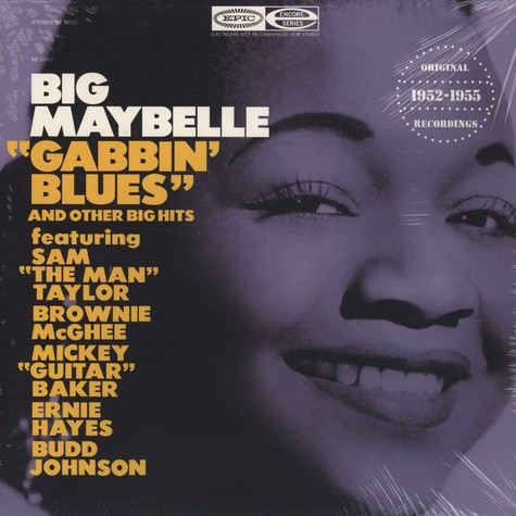 Big Maybelle - Gabbin' Blues