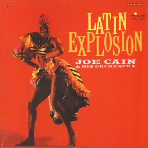 Joe Cain & His Orchestra - Latin Explosion