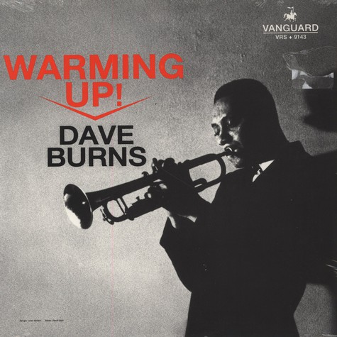 Dave Burns - Warming Up!