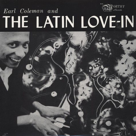 Earl Coleman - Earl Colman And The Latin Love-In