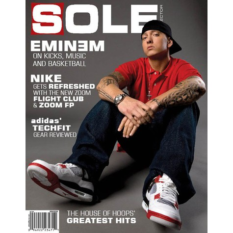 Sole Collector - 2009 - May / June - Issue 28 - The Eminem Issue