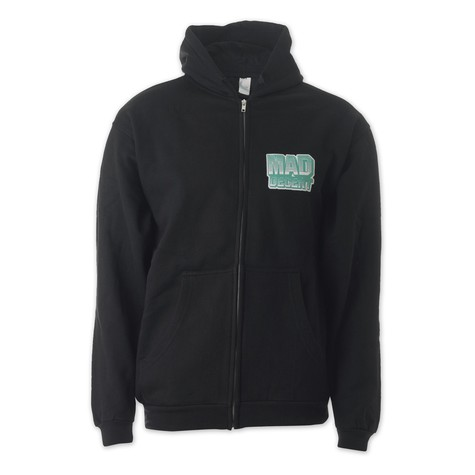 Mad Decent - Pizza Zip-Up Hoodie